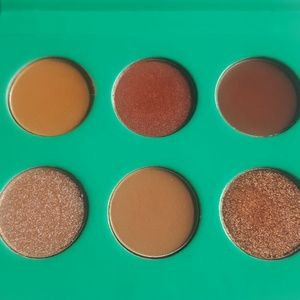 Juvia's Place Makeup - The Nubian by Juvia's Mini Pressed Pigment Palette